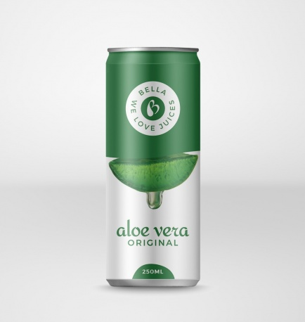 Aloe Vera Drink With Original Flavour Can